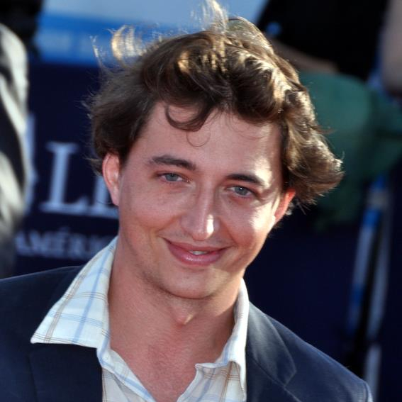 Photo of director Benh Zeitlin at the Deauville American Film Festival in France.