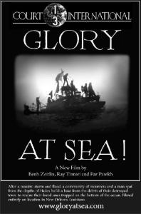 Film cover for Glory at Sea, directed by Benh Zeitlin.