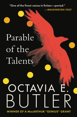 Book cover for Parable of the Talents by Octavia E. Butler.
