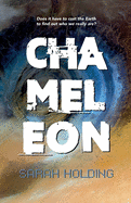 The book cover of CHAMELEON by Sarah Holding.