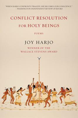 Book cover for Conflict Resolution for Holy Beings by Joy Harjo.