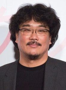 A photo of South Korean filmmaker Bong Joon Ho.