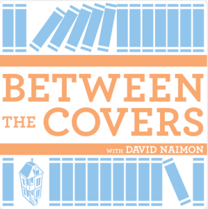 Album cover for the Between the Covers podcast.