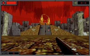 A screenshot from Rat Game.
