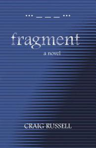 The official book cover for Fragment by Craig Russell.