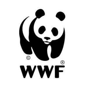 Official logo for the World Wildlife Fund.