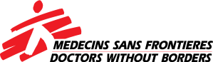 The official logo for Doctors Without Borders.