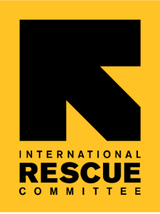 The official logo for International Rescue Committee.