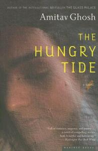 The book cover for The Hungry Tide by Amitav Ghosh.