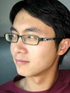 A headshot of nature writer Isaac Yuen.