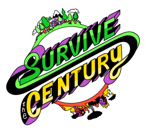 The official logo for Survive the Century.